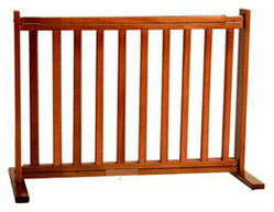 dog gates wooden